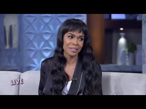 Michelle Williams Talks Performing at Coachella with Beyoncé! - Part 1