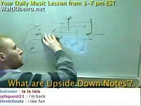 Upside Down Notes Explained