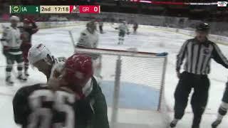 Dominik Shine vs Alex Grant Dec 22, 2017