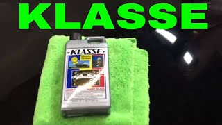 Zapętlaj Klasse High Gloss Sealant Glaze!! Concentrated acrylic sealant for all paints and gel coat!!   Apex Detail