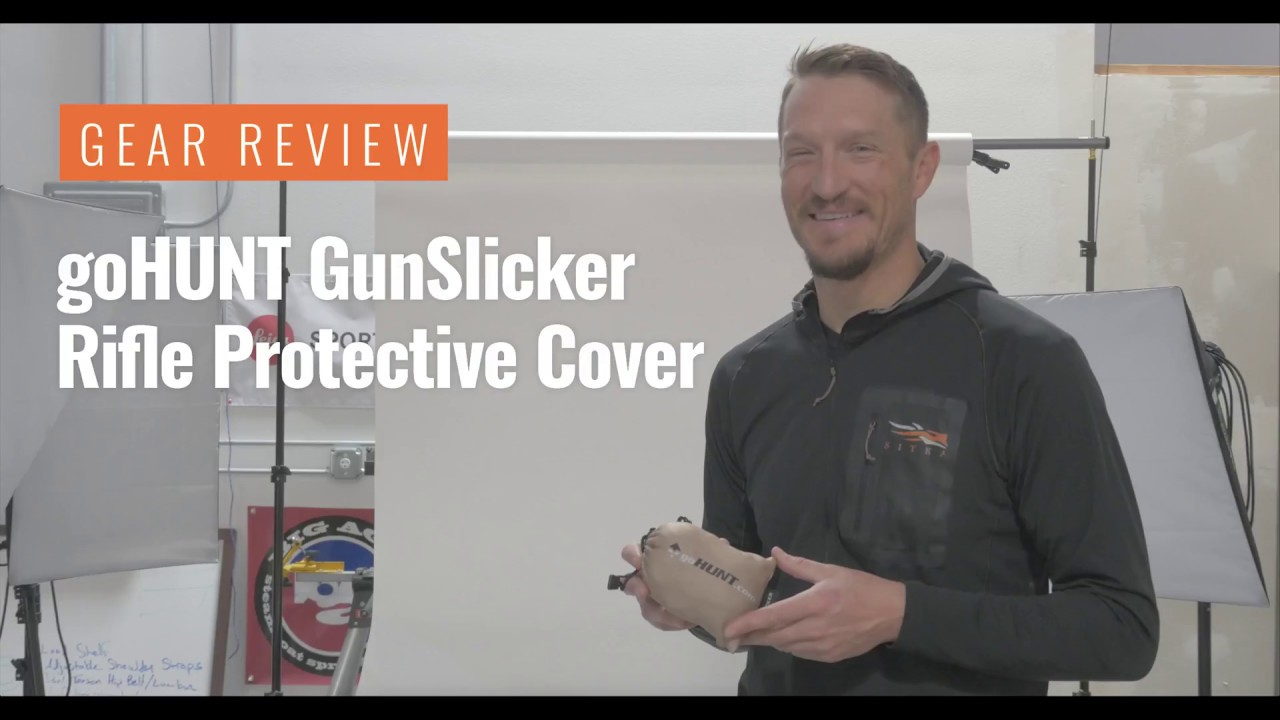 Gear Review: goHUNT GunSlicker Rifle Protective Cover