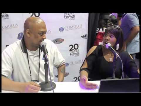 Q106.5:DJ Incredible interviews Kelly Price