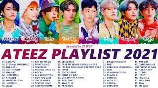 Download ATEEZ (에이티즈) BEST SONGS PLAYLIST 2021 | 에이티즈 노래 모음