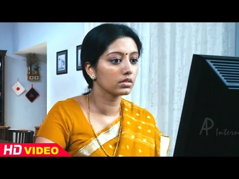 Bharya Athra Pora Malayalam Movie   Scenes   Gopika Comes to Know about Jayaram's relationship