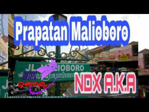 Ndx A K A Prapatan Malioboro Terbaru Juni 2017
