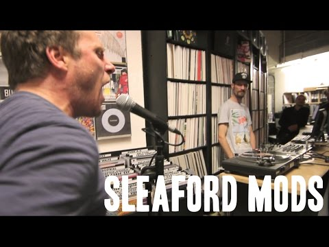 Sleaford Mods - Jobseeker Live @ Sister Ray Ace