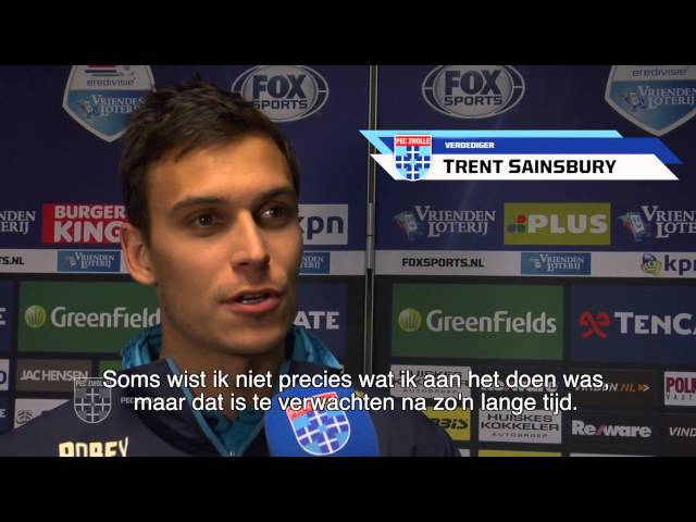 Samenvatting Jong Heracles Almelo - Jong PEC Zwolle