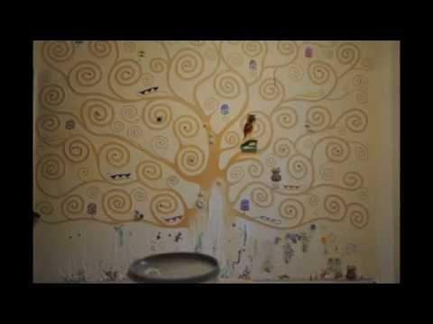 Panel made of wood oak. Панно из дерева дуб. - YouTube