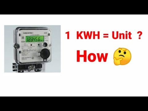 Download Kwh | unit | how to calculate electrical consumption | meter
