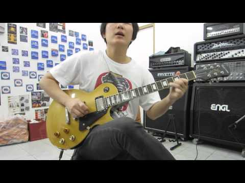 Epiphone Joe Bonamassa Signature Guitar Shred