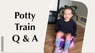 Tips on Potty Learning