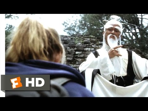 Kill Bill: Vol. 2 (2/12) Movie CLIP - Master Pai Mei (2004) HD