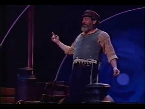 If I were a rich man El violinista en el tejado Topol 1991
