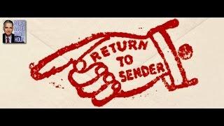 Ralph Nader: Return to Sender...