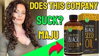 Black Seed Oil Spirulina Hemp Oil and Maca 2 Month test