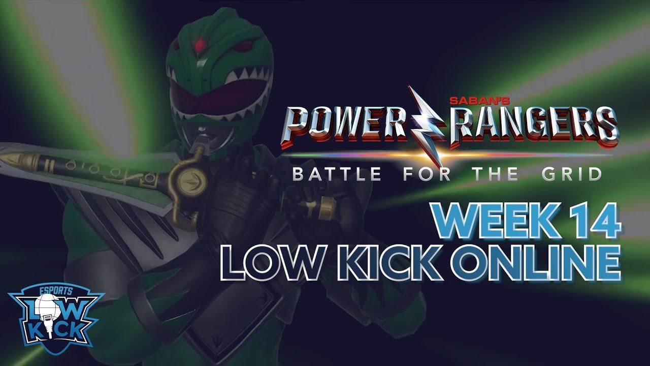 Low Kick Online Week 14 - Power Rangers: Battle For The Grid