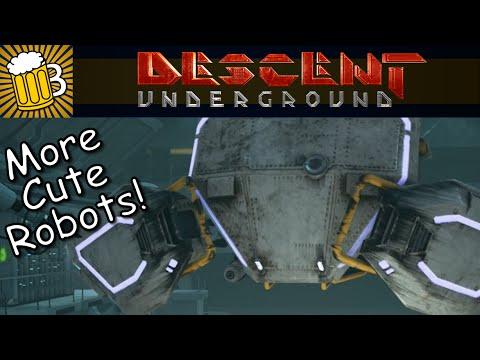 Descent: Underground 2015 pc game Img-4