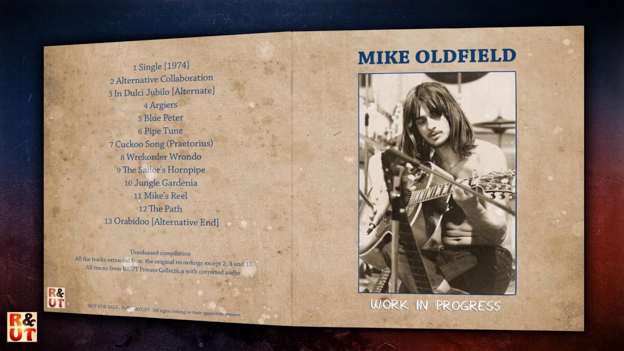 Mike oldfield neues album