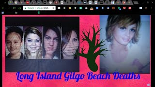 Long Island Gilgo Beach Victims