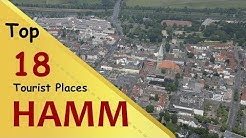 """HAMM"" Top 18 Tourist Places 