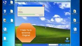 Validar Windows Xp SP3 - Hacer Original 2013