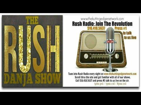 The Rush Danja Show: The Racial Divide