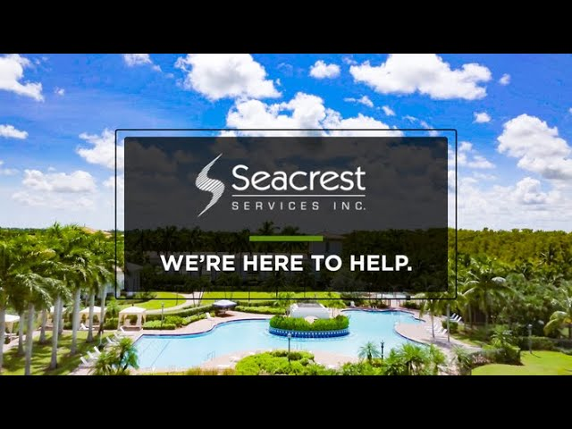 Seacrest Services   We're Here to Help