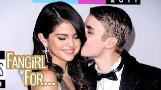 Why Justin Bieber Keeps Posting Selena Gomez Throwback Photos
