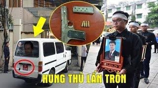 Vụ Lê Hải An Tài xế lái xe biển số đỏ quân đội mất tích bí ẩn, bộ công an công bố thông tin vỏ đạn
