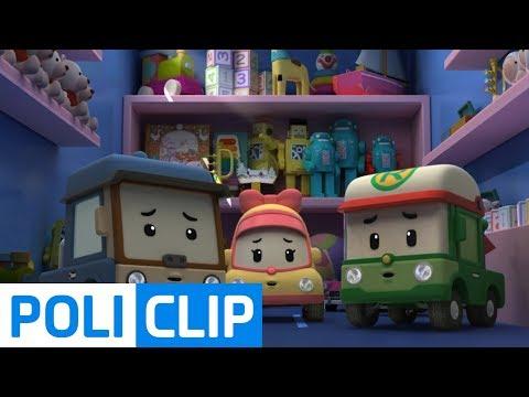 Truck-X abducted children!! | Robocar Poli Rescue Clips