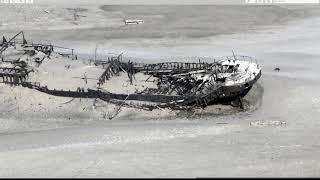 Desert sands reveal HUGE 110 year old shipwreck! - NEW Sky Phenomena - #TeamUV thumbnail
