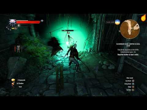 The Witcher 3: Scavenger Hunt: Griffin School Gear - Treasure Hunt