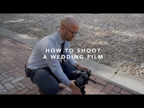How to Shoot a Wedding Film - Job Shadow
