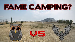 HOOT vs FAME - Easy Map Control...But How To BREAK The DEFENSES? | WOT CW