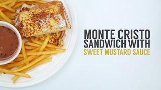 How To Make A Monte Cristo Sandwich | Sandwich School