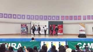 Akiraa Peru (COVER) SS501 - Love Like This & Love Ya - K.Dreams Festival - Peru