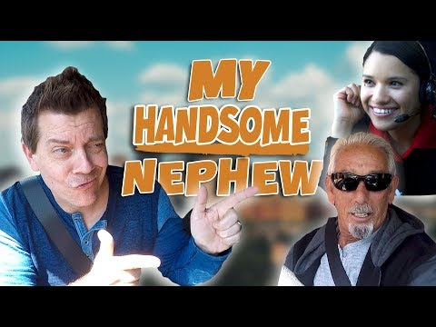 The Handsome Nephew - How bout a date? (Drive Thru Prank)