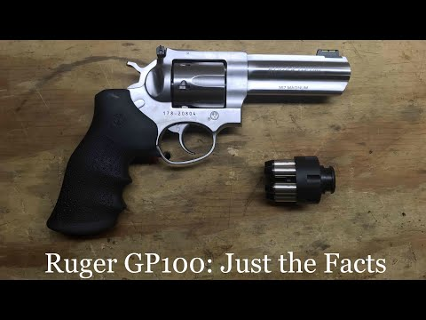 Ruger GP100 Revolver: An Answer to Smith & Wesson 686 by The