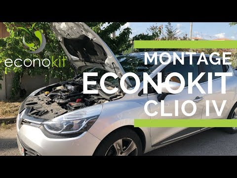 Montage ECONOKIT sur moteur Essence Turbocompressé