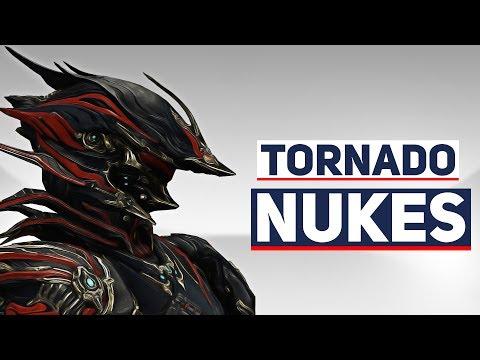 Warframe: Tornado Nukes -Zephyr Prime Insanity & Builds