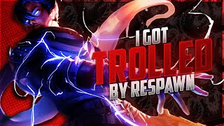 28 KILLS?! Respawn TROLLED me! | sYnceDez