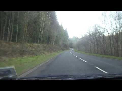 A487 Machynlleth to Porthmadog