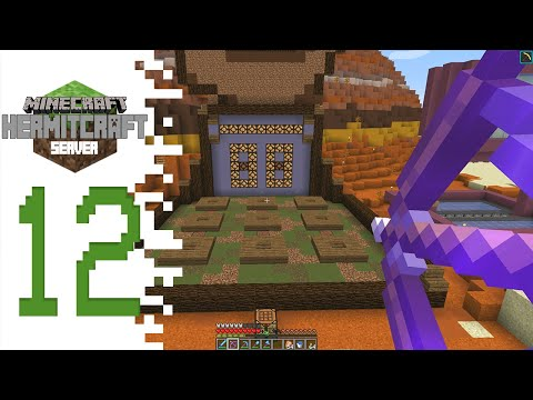 Hermitcraft (Minecraft) - EP12 - Dang Land Games!