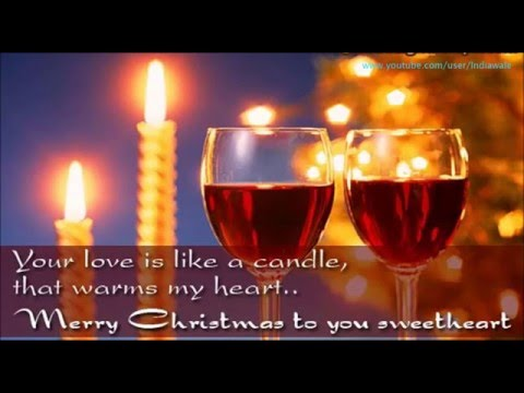 Merry Christmas 2015- Romantic christmas messages/wishes/Greetings for lovers/boyfriend/Girlfriend