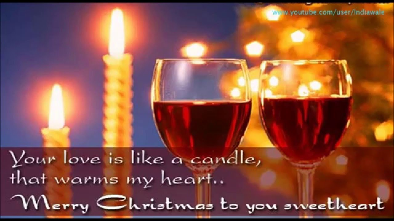 Merry Christmas 2015 Romantic Christmas Messageswishesgreetings
