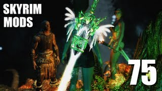 "Skyrim Mods 75 - Into The Deep: ""Atlantis"", Silverfish Grotto, Burning Eye of Meridia"