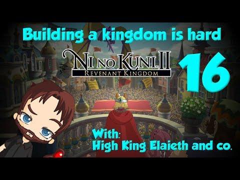 Ni No Kuni 2 - Part 16 - Where are all the shipbuilders?