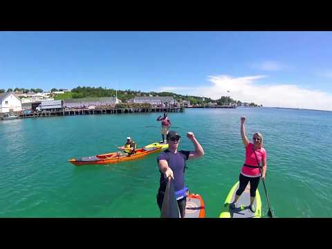 Adventure on Mackinac Island