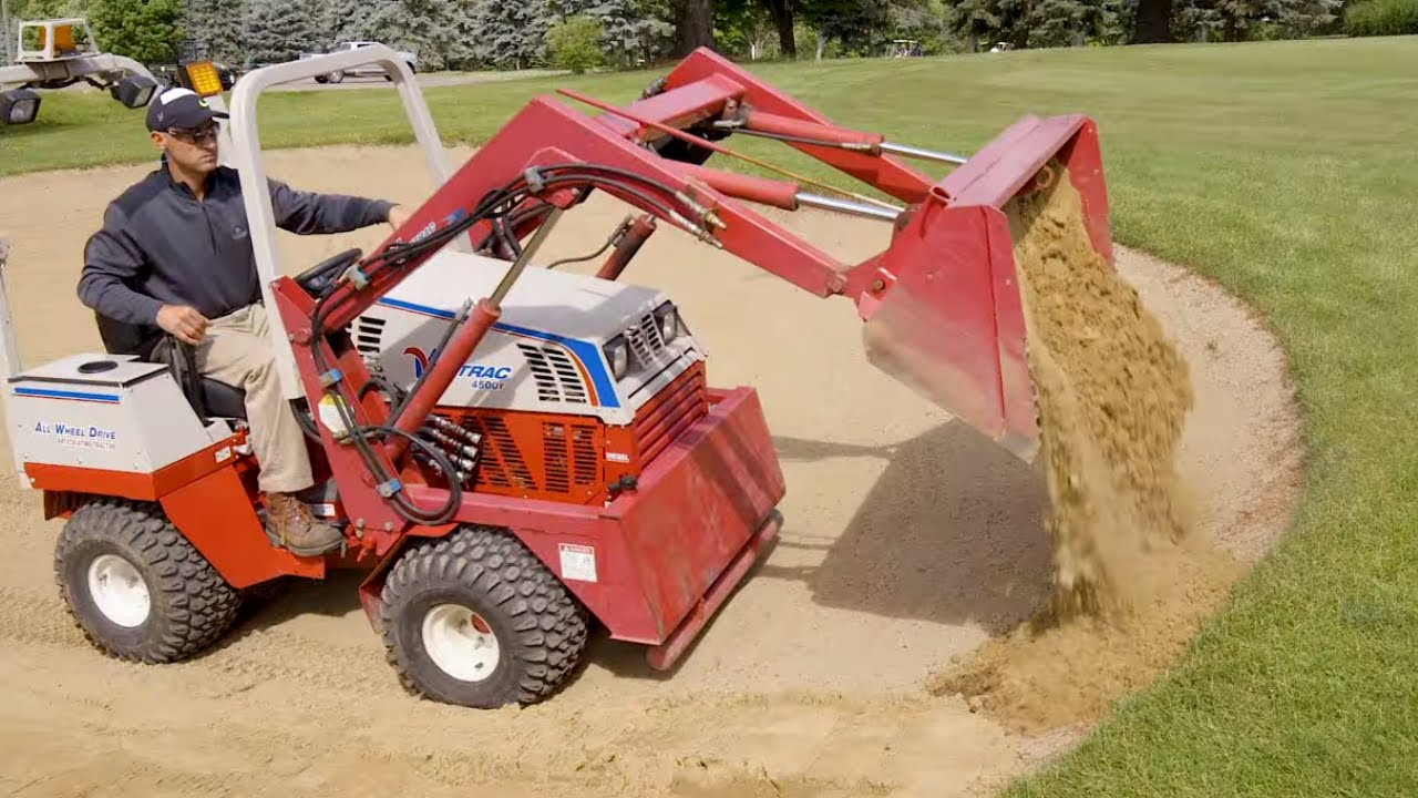 Ventrac Video Operations Overview For The Ed240 Sod Cutter
