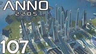Das sind die SYNTHS! - ANNO 2205 Projekt Megacity #107 [1080p60/Deutsch]